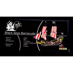 Plaque type UCS Black Seas...