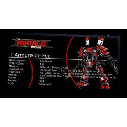 Plaque type UCS Le robot de...