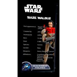 Plaque type UCS Baze Malbus...