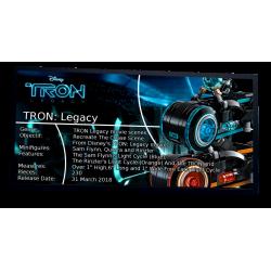 Plaque type UCS TRON:...
