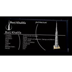 Plaque type UCS Burj...