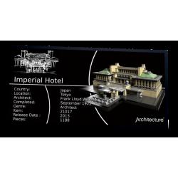 Plaque type UCS  Imperial...